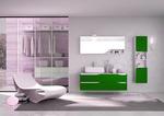 благотриятни шкафове за баня от пластмаса водоустойчиви
