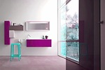 нерушими  шкафове за баня с водоустойчиви полиуретанови лакове По поръчка
