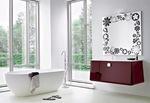 благотриятни шкафове за баня от естествени материал водоустойчиви
