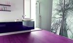 устойчиви  шкафове за баня от естествени материал красиви