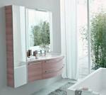 забележителни шкафове за баня от естествени материал нови