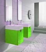 с механизъм шкафове за баня от пластмаса влагоустойчиви