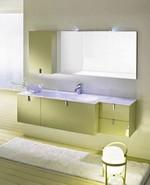 благотриятни шкафове за баня по клиентски размер водоустойчиви