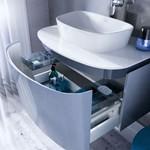 топкачествени шкафове за баня за големи бани с красив дизайн