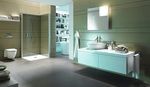 приятни шкафове за баня с доставка авторски дизайн