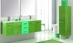 висококласни шкафове за баня с доставка с красив дизайн