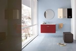 висококласни шкафове за баня с гаранция с красив дизайн