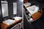 нерушими  шкафове за баня с доставка По поръчка