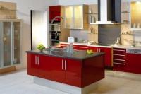 червена кухня