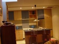 кухня с бар-