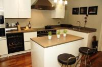 Кухня Snow-white