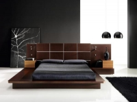 кафява спалня