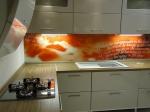 Обзавеждане за кухни ъглови бял МДФ мат