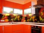 Проектиране и изработка на кухненски мебели с принт стъкло 7876-0