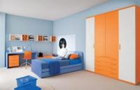 детска стая с голям гардероб