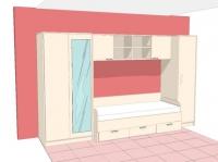 проект на детска стая  2