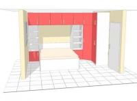 проект на спалня 2