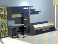 Детска стая 45
