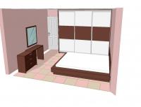 Спалня 74