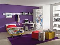 Детска стая с олекотени мебели