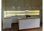 Кухня с LED осветление