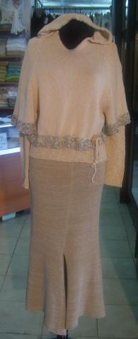 Блуза и пола