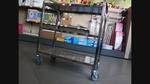 Специализирани колички за блок маса в ресторантьорския бизнес