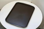 разнообразни  кафяви табли за заведения за бързо хранене