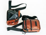 Чанта за пистолет естествена кожа