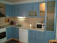 Синя кухня по поръчка