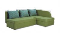 Зелен ъглов диван 26792-3016