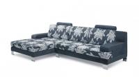Ъглов стилен диван