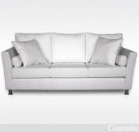 Бял диван