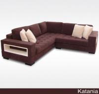 Ъглов диван Katania