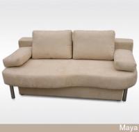 Представения модел Мека мебел - диван Мая се предлага в