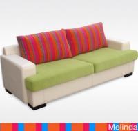 Представения модел Мека мебел - диван Мелинда се предл�