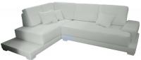 Бял дизайнерски диван