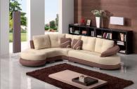 Стилен италиански ъглов диван