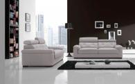 Дизайнерски дивани от естествена кожа