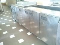 Хладилна маса с 5 врати втора употреба
