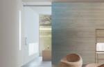 модерна стъклена врата 1328-3577
