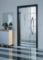 модерна стъклена врата 1416-3577