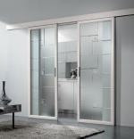 стъклена врата 1458-3577