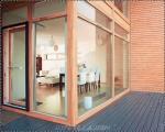 стъклени врати по поръчка 1498-3577