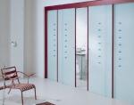 врата стъклена по поръчка 1499-3577