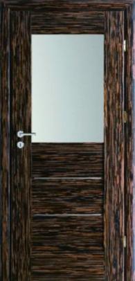 Фурнирована лукзосна врата