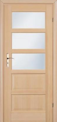Лукзосна фурнирована врата
