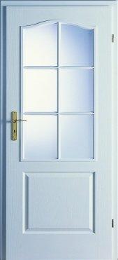 Интериорна релефна врата