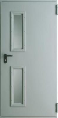 Противопожарна метална врата