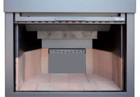 Комбинирани камини на дърва и пелети - 25 kW